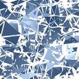 Shattered Background Royalty Free Stock Photos