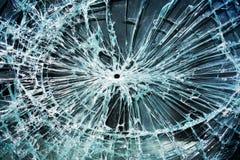 Glass break Royalty Free Stock Photos