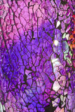 Shattered Glass Mosaic Stock Image