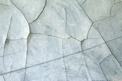 Shattered Plaster - Grunge Texture Stock Image