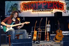 Shaun Hopper at Skippers 8 Stock Photography