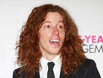 Shaun White Foto de Stock Royalty Free