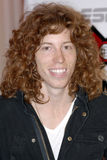 Shaun White on the red carpet Stock Images