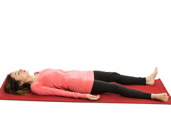 yoga corpse pose stock photos images  pictures  89 images