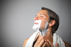 Shave Fotografia de Stock