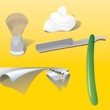Shave Imagens de Stock