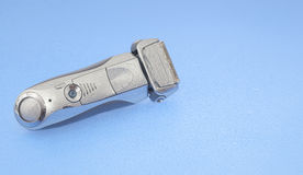 Shaver elétrico fotografia de stock