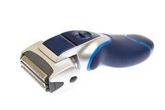 Shaver elétrico isolado no branco Imagens de Stock