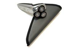 Shaver elétrico isolado Foto de Stock Royalty Free