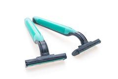 Shaver razor Stock Photo