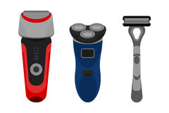 Shavers Stock Photography