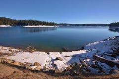 Shavers Lake Stock Image