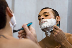 Free Shaving Royalty Free Stock Photography - 1729677