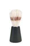 Shaving brush. On a white background Stock Image
