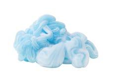 Shaving gel isolated. On white background Royalty Free Stock Photo