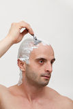 Shaving head Royalty Free Stock Photo