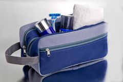 Shaving Kit Royalty Free Stock Images