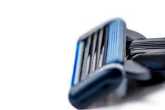 Shaving machine tool close up Stock Image