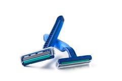 Shaving razor Stock Photos
