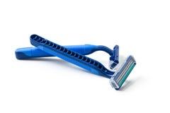 Shaving razor Royalty Free Stock Photos