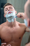 Shaving Stock Image