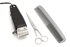 Shaving-set Stock Images