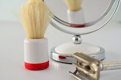 Shaving tools Stock Images