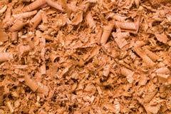 shavings деревянные Стоковые Изображения RF