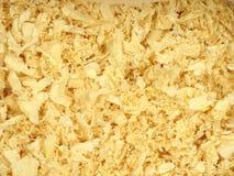 shavings предпосылки деревянные Стоковое Изображение RF