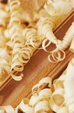 Shavings Royalty Free Stock Images