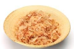 Shavings of dried bonito Stock Photos