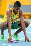 Shavon Barnes of Jamaica Stock Photos