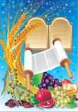 Shavuot stock illustration