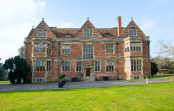 Shaw House Newbury east view Royalty Free Stock Photos