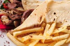 Shawarma. Royalty Free Stock Image