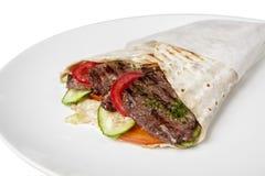 Shawarma Stock Photography