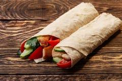 Shawarma image libre de droits