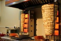 Shawarma royalty-vrije stock afbeelding