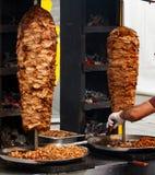 Shawarma fotografia stock
