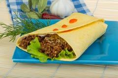 Shawarma Stock Image