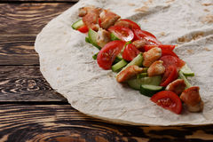Shawarma Stock Images