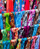 Shawls Royalty Free Stock Photo