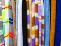 Shawls Royalty Free Stock Photo