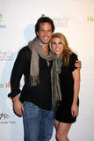 Shawn Christian, Kate Mansi Royalty Free Stock Photos