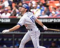 Shawn Green, Los Angeles Dodgers Fotos de archivo libres de regalías
