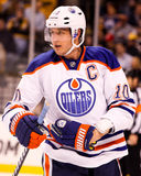 Shawn Horcoff Edmonton Oilers Stock Images