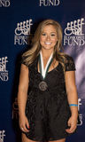 Shawn Johnson Stock Afbeelding