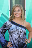 Shawn Johnson Royalty Free Stock Image