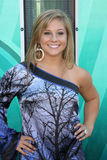 Shawn Johnson Royalty Free Stock Images