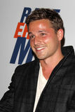 Shawn Pyfrom arrives at the 19th Annual Race to Erase MS gala. LOS ANGELES - MAY 18:  Shawn Pyfrom arrives at the 19th Annual Race to Erase MS gala at Century Royalty Free Stock Images
